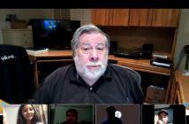 Steve Woz at QuantumHack