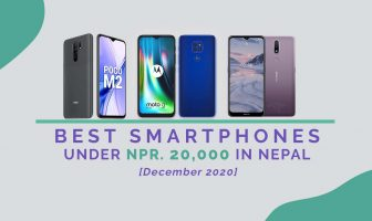 BEST SMARTPHONES UNDER 20K (Dec 2020)