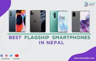 Best Flagship Smartphones in Nepal