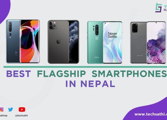[Sept 2020] Best Flagship Smartphones in Nepal