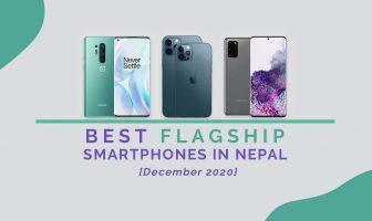 Best Flagship Smartphones in Nepal_ Dec 2020