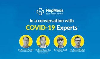 NepMeds COVID19 Webinar
