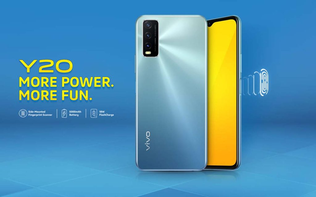 vivo y20 Price in Nepal