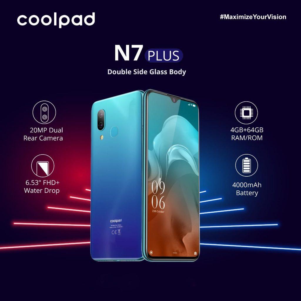 CoolPad N7 Plus Price in Nepal