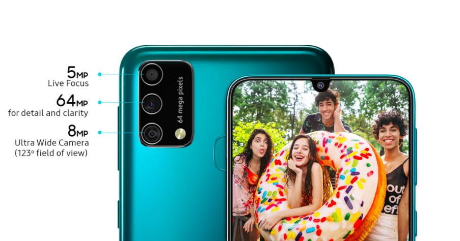 Galaxy F41 Camera