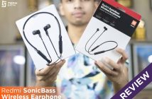 Redmi SonicBass Wireless Earphones Review