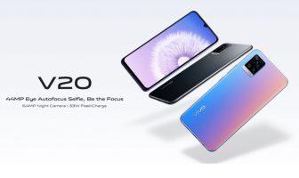 Vivo V20 Price in Nepal
