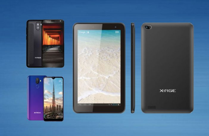 X-Age Smartphones and Tablets