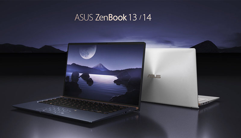 asus zenbook 13 and 14 price in nepal