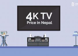 [Nov 2020] 4K TV Price in Nepal and Specifications
