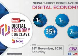 Fonepay Digital Economy Conclave: Nepal's Largest Digital Economy Conference!