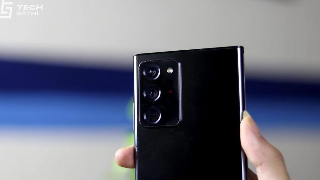 Note 20 Ultra Camera