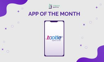 app of the month tootle