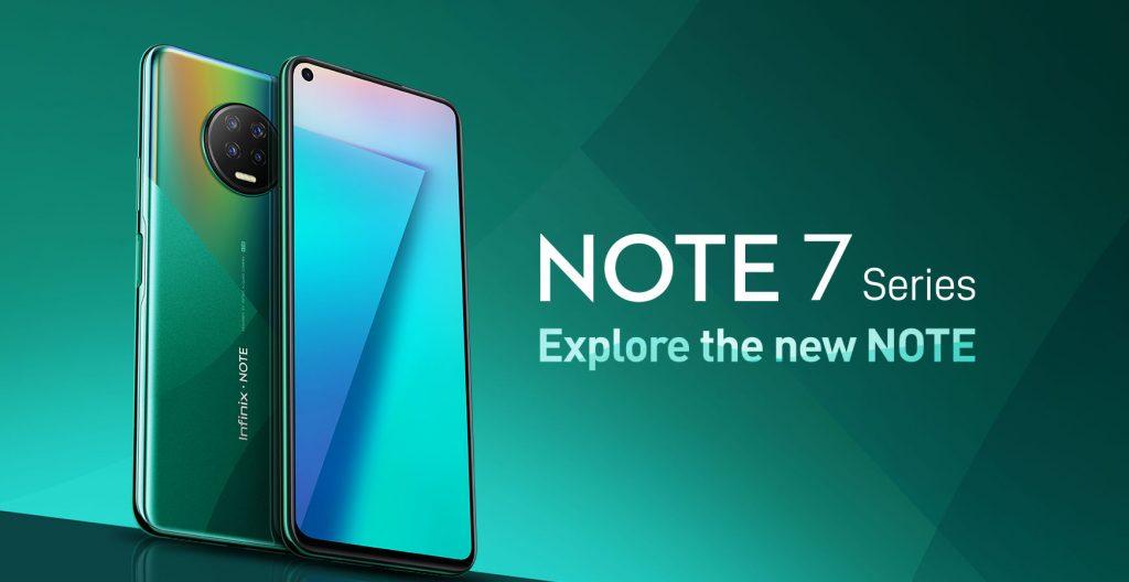 infinix note 7 nepal