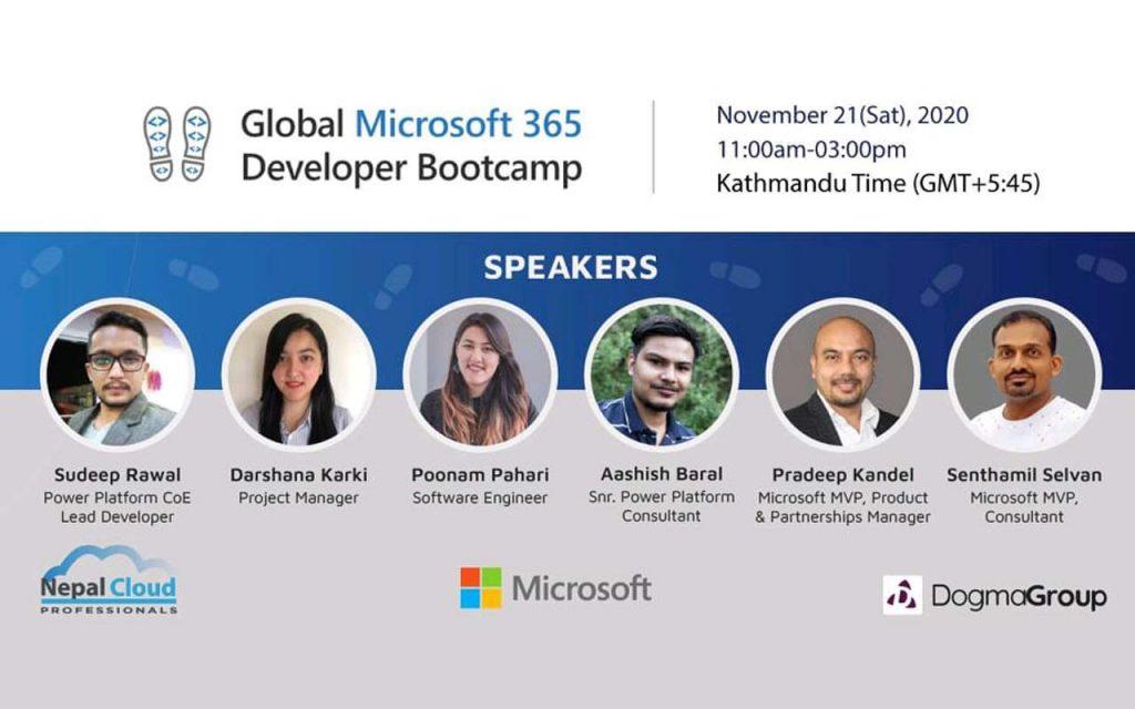 microsoft bootcamp nepal