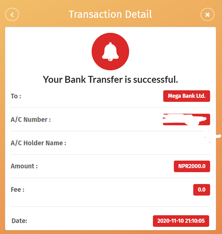 moru digital wallet free bank transfer