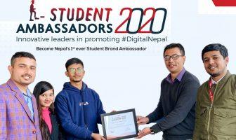 Fonepay Student Ambassadors 2020 Winners