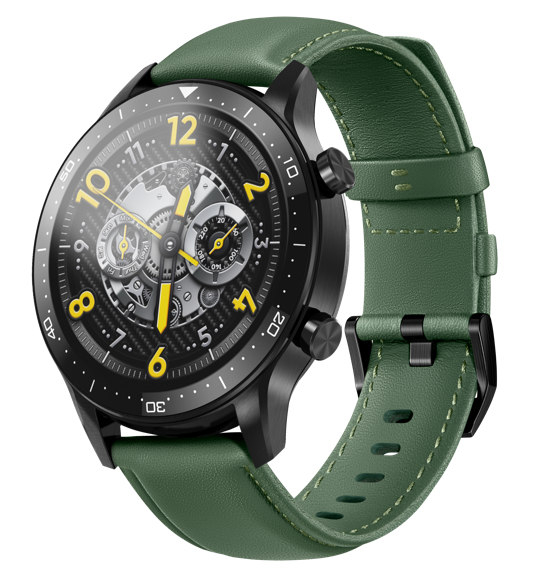 Realme Watch S Pro _Green