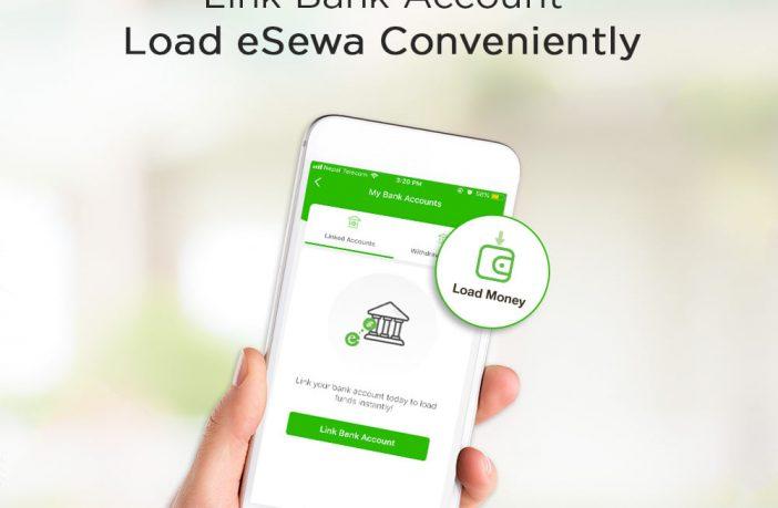 Link Bank Account eSewa