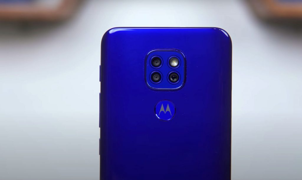 Moto G9 Play Camera
