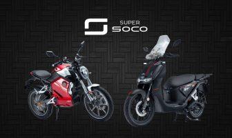 Super Soco EV Price in Nepal