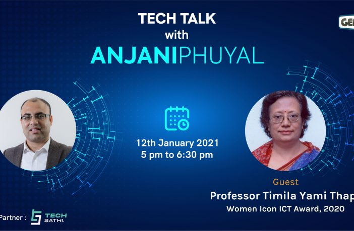 Tech Talk with Timila Yami Thapa