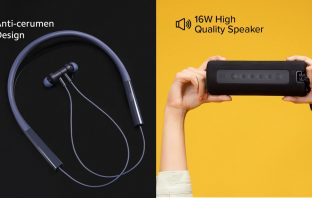 Mi Neckband Bluetooth Earphones Pro _ Speaker
