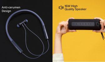 Mi Neckband Bluetooth Earphones Pro _ Speaker