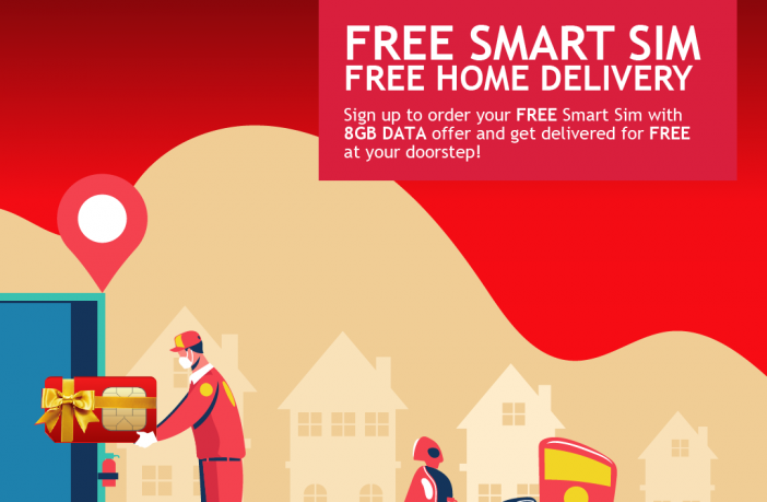 FREE Smart SIM
