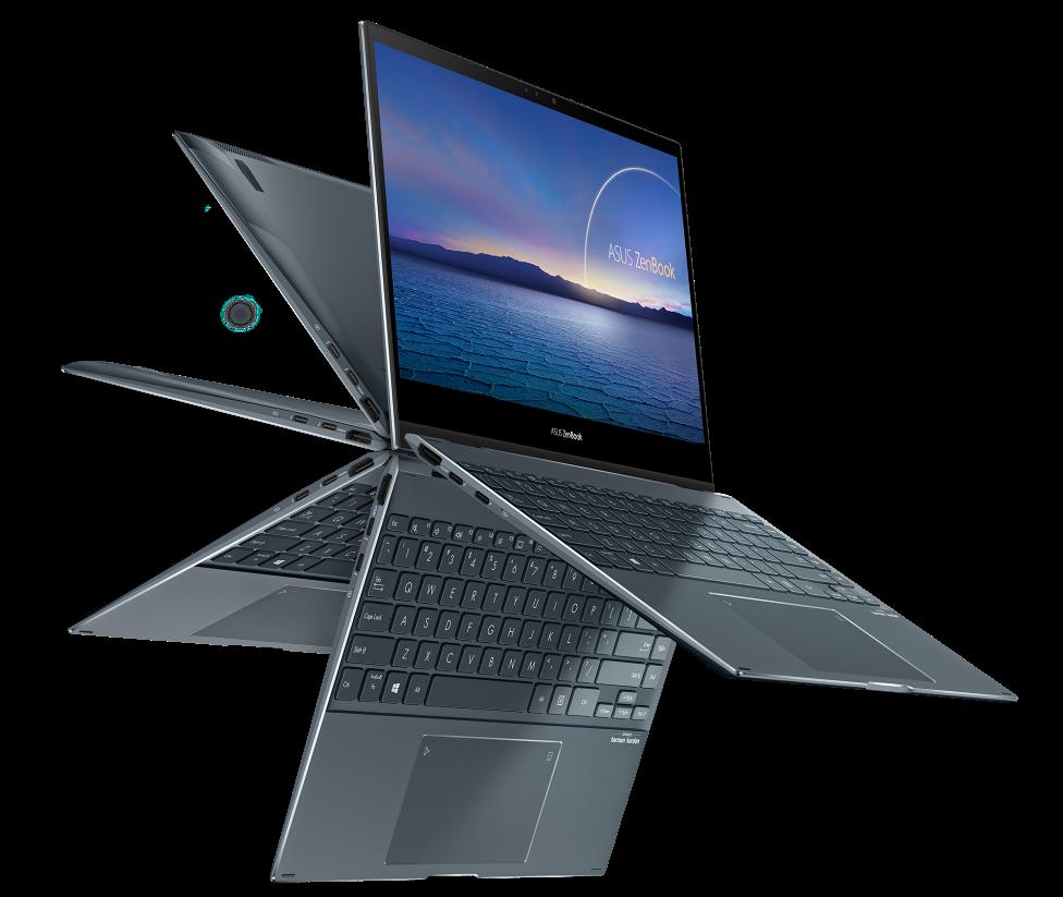 11th Asus ZenBook laptops
