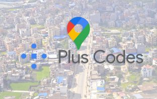 Google Plus Codes GPO Nepal