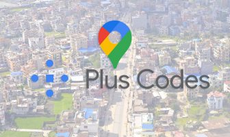 Google Plus Codes GPO Nepal