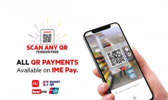 IMEPay QR Fonepay, IME Pay Wallet
