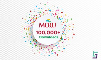 Moru 1000K Downloads