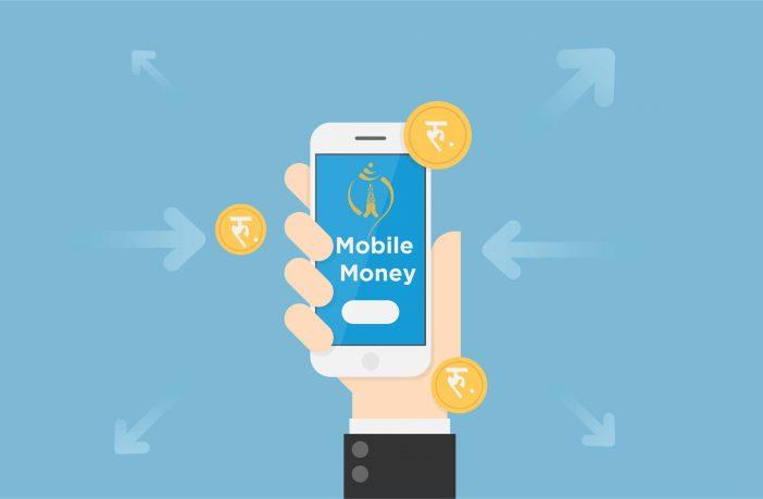 Nepal Telecom Mobile Money