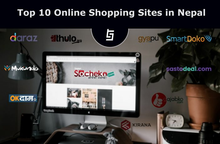 5 Best Online Shopping Sites in Nepal