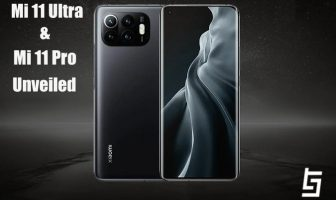 Mi 11 pro and ultra unveiled
