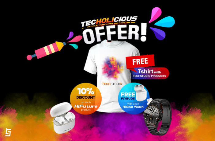 TECHOLICIOUS OFFER