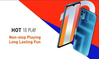 Infinix Hot 10 Play Price in Nepal