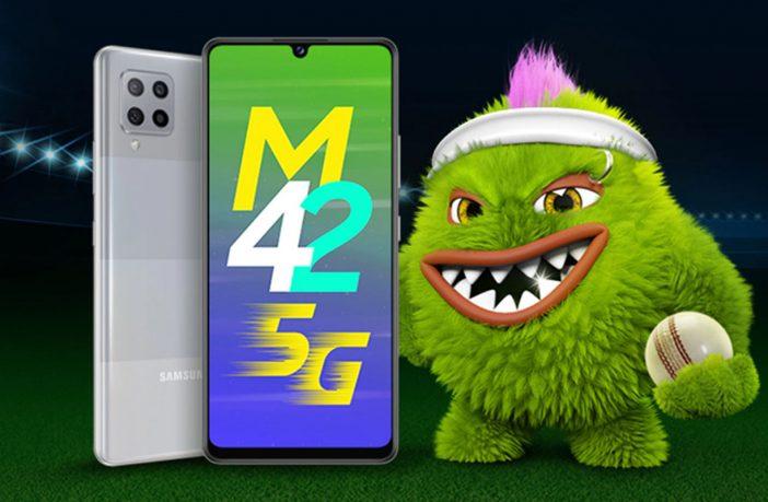 Samsung Galaxy M42 5G