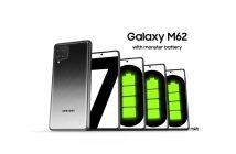 Galaxy M62 Price in Nepal