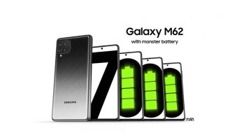 Galaxy M62 Price in Nepal