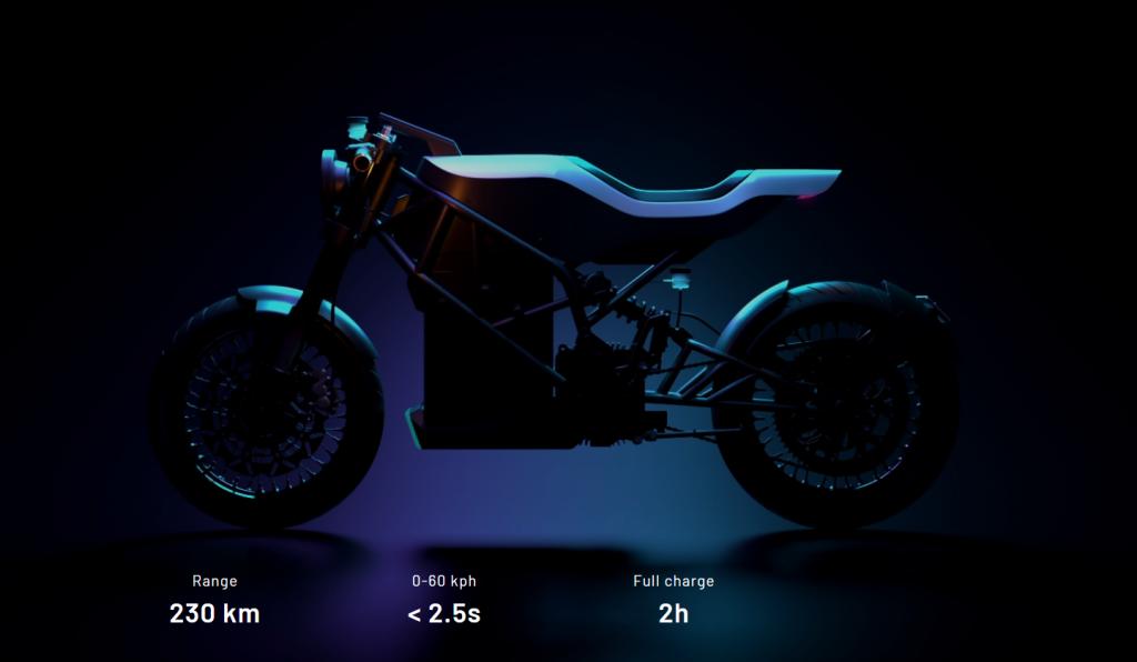 Made in Nepal Electric Bike