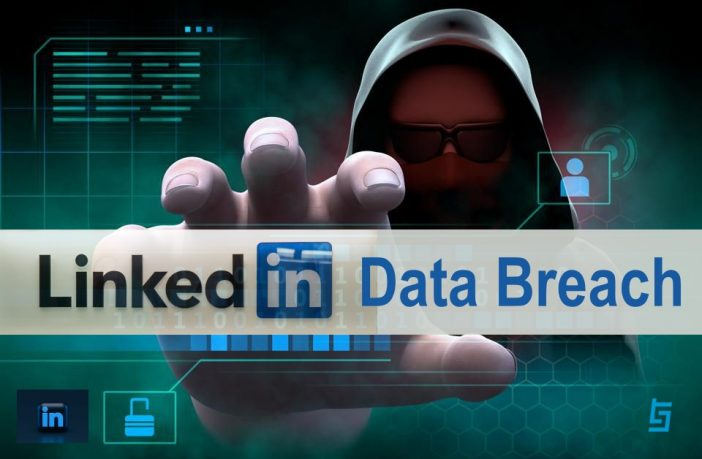 LINKED IN DATA BREACH