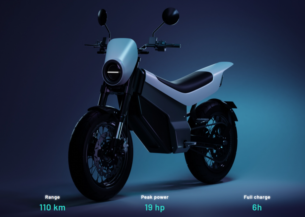 "Yatri Motorcycles introduces ""Project One,"" a line of electric motorcycles made in Nepal 