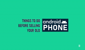 old android phone