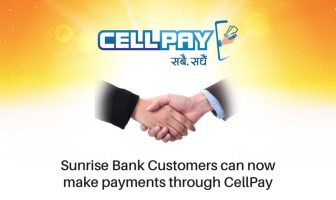 Cellpay Sunrise Bank