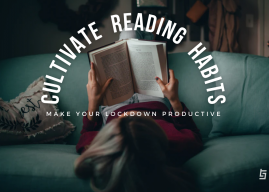 How To Cultivate Reading Habit During The Ongoing Lockdown
