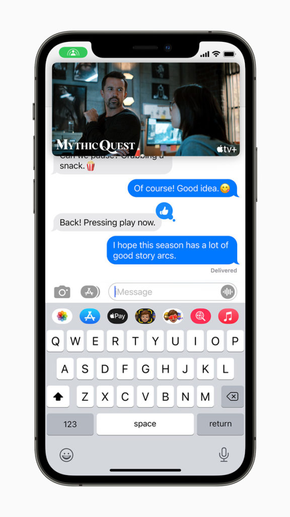 Learn about the major updates in iOS 15