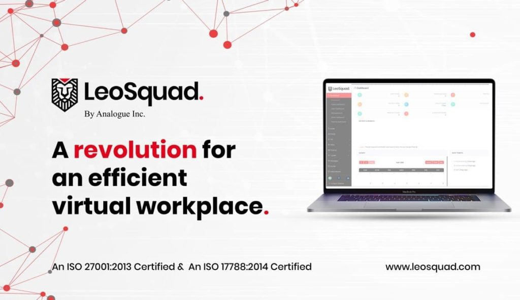 LeoSqaud: A revolution for an efficient virtual workplace